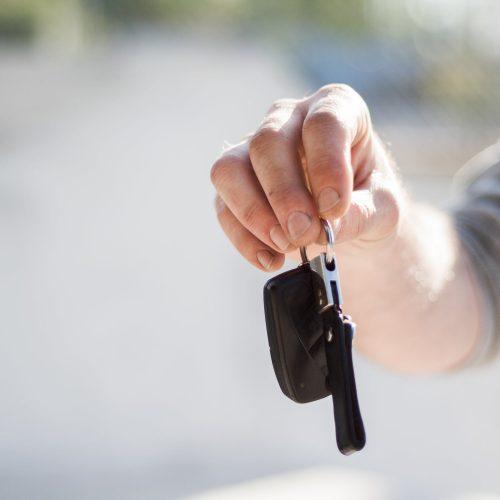 clef de voiture